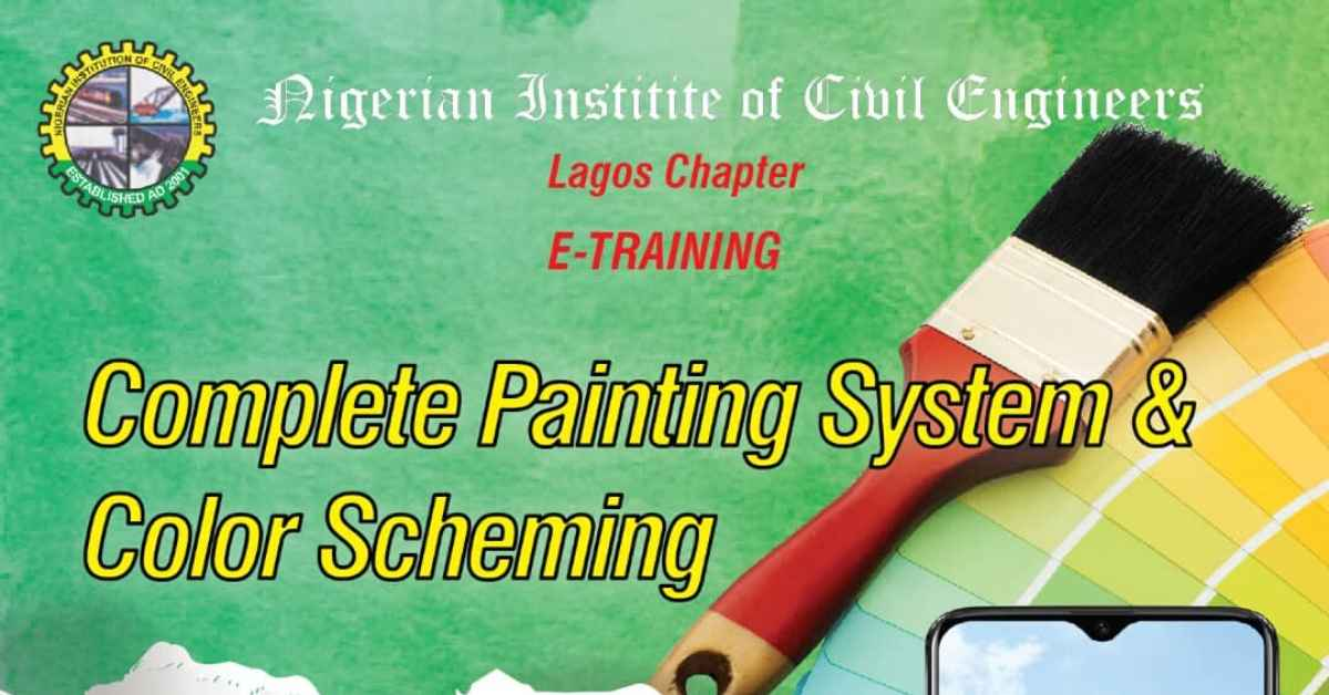 Complete Painting System and Colour Scheming by Adesina Barakat Adenike